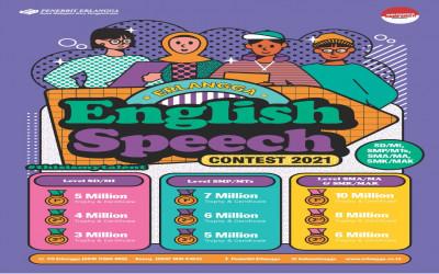 Erlangga English Speech Contest 2021
